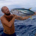Yellowfin Tuna Vanuatu sport fishing