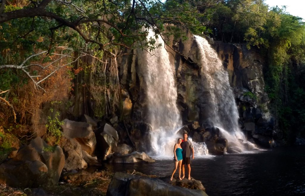 Vanuatu, waterfalls, twin falls, sport fishing charter,