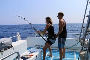 vanuatu blue marlin, sport fishing vanuatu