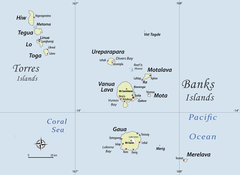 Banks Islands