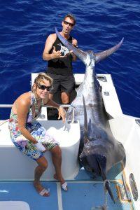 Marlin, Tonga