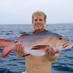 Vanuatu game fishing, vanuatu sports fishing, charter fishing vanuatu, red bass