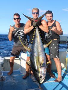 Yellowfin tuna port vila vanuatu