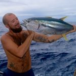 Yellowfin Tuna Vanuatu sport fishing