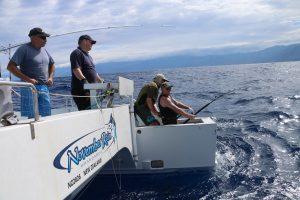 Marlin, charter, south pacific, vanuatu