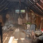 Banks islands, Vanuatu village, village kitchen, Ureparapara, sport fishing, game fishing, banks islands, kitchen, hut,