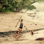 Vanuatu village, Ureparapara village, ureparapara children, sport fishing vanuatu, game fishing vanuatu