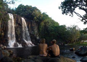 Vanuatu, waterfalls, water fall, Banks Islands, Vanua Lava, sport fishing, charter vanuatu, banks islands
