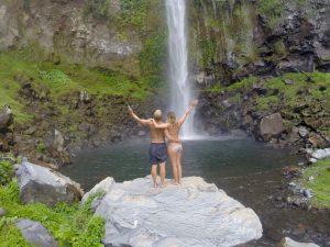 Vanuatu Waterfall, Vanua Lava