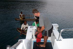 Vanuatu, Gaua, Banks Islands, Sport fishing charter