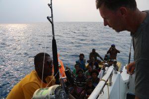 Vanuatu game fishing, Rowa Shoals, Vanuatu sports fishing, Santo Game fishing, Santo charter fishing