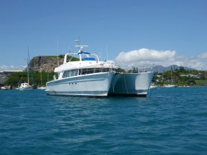 New Caledonia Anchorage