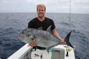 Game fishing New Caledonia