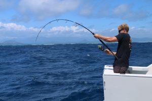 New Caledonia Popper Fishing