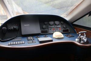 November Rain helm station