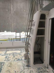 November Rain staircase renovation
