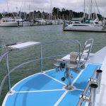November Rain Fishing Deck