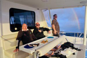 whanganella banks, november rain, new zealand sport fishing, new zealand striped marlin,
